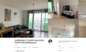 Création annonce airbnb