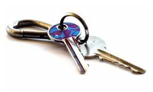 Remise et reprise de clefs